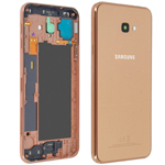 Genuine Samsung Galaxy J4+/J6+ (2018) SM-J415/SM-J610FN Battery Cover And Camera Lens In Gold - Part no:  GH82-18271B, GH82-18155B