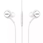 Samsung EO-IG955-PHF Headset in White for S8+, S8 tuned by AKG - part no: GH59-14744A