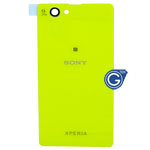 Sony Xperia Z1 Compact ,Xperia Z1 mini,D5503, Genuine Battery Cover in Yellow