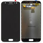 Genuine Samsung Galaxy J330, j3 Pro (2017), J330F lcd and touchpad in Black - P/N:GH96-10969A