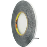 0.5cm Roll of adhesive black tape 3m strong double sided for digitizers, frames and etc