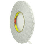 0.8 cm Roll of adhesive white tape 3m strong double sided for digitizers, frames and etc