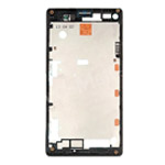 Sony Xperia L/S36h Front Frame in Black
