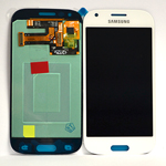 Genuine Samsung SM-G357FZ Galaxy Ace 4, Galaxy Ace Style LTE - Complete Display LCD+Touchscreen White - GH97-15986A