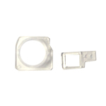 iPhone 7 Front Camera Plastic Cap Seal Bracket Ring - Replacement part (compatible)