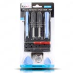kaisi 1806+ Opening tool set for Iphone 2G/3G/4G,IPAD,NDS,PSP