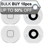10Pcs iPad Mini Home Button White