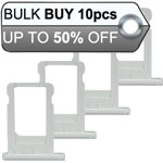 10Pcs iPad Mini Sim Holder Silver