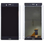 Genuine Sony F8331 F8332 Xperia XZ Lcd and touchpad in Black - P/N:1304-9084