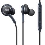 Genuine Samsung S8 Headset Tuned by AKG in Black - EO-IG955