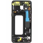 Genuine Samsung Galaxy A8 2018 (A530) LCD Bracket Display Frame Black - Part no: GH96-11295A