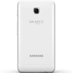 Genuine Samsung YP GI1 Back Cover with Animation Patterns(Grade A)