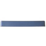 Genuine Sony (F8332) Xperia XZ Dual Bottom Decoration Cover Blue - Sony part no: 1302-1973