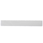 Genuine Sony (F8332) Xperia XZ Dual Bottom Decoration Cover Silver - Sony part no: 1302-1974