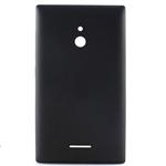 Nokia XL, Dual SIM battery cover (black) - Part no: 8003379