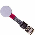 Genuine Sony Xperia XZ2 Compact Fingerprint Sensor in Silver White - Part no 1310-7070