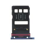 Genuine Huawei Mate 20 Pro Dual Sim (LYA-L29C) - Sim / SD Card Tray NM (Nano Memory) Blue - Part No : 51661KCS