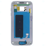 Genuine Samsung SM-G930F Galaxy S7 Display Frame In Black - Samsung part no: GH82-13345A