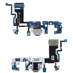 Genuine Samsung Galaxy S9+ G965F Charging connector flex board - Type-C Connector with Microphone - Samsung part no: GH97-21682A