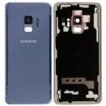 Genuine Samsung SM-G960F Galaxy S9 Single sim Back Cover in Blue - Samsung part no: GH82-15865D