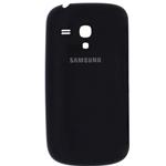 Genuine Samsung GT-I8190 Galaxy S3 Mini Battery Cover Black-Samsung Part : GH98-24992C