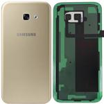 Genuine Samsung Galaxy A5 2017 Battery Cover Gold -GH82-13638B