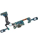Genuine Samsung SM-G930F Galaxy S7 - Micro USB Connector Flex-Cable + Microphone - Part no: GH97-18576A