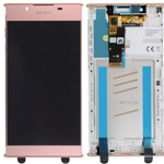 Genuine Sony Xperia L1, L1 Dual lcd and touchpad in Rose Pink - A/8CS-81000-0003