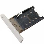 Genuine Nokia Lumia 1520  Sim Card Tray in White - P/N:0269D98