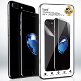 New Fuera Tempered Glass - Retailed packaged with Sticker HD 2.5D - New Front protection for iPhone 7 PLUS