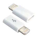 17 pin to Micro Adaptor in White (Compatible) (minimum order 5 pcs)