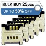 Bulk 25pcs Samsung i9020 i9000 sim reader - Only 0.39p each