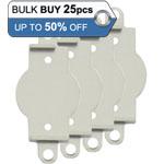 25 pcs iPhone 5C Home Button Metal Bracket- Replacement part (compatible)