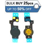Bulk 25pcs iPhone 5C home button flex