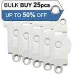 25 pcs iPhone 5S Home Button Metal Bracket