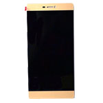 Huawei Ascend P8 Complete Lcd and Digitizer in Gold