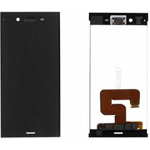 Genuine Sony G8341 G8342 Xperia XZ1 Lcd and touchpad in black - Part no: 1309-6778