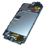 Genuine Nokia Lumia 520 Middle Chassis (metal frame) - Nokia Part number: 0269D77,0269D15