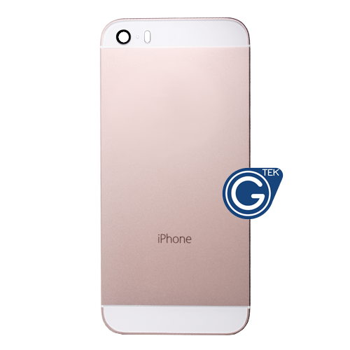 iPhone 5S Back Cover Housing in Pink