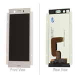 Genuine Sony G8441 Xperia XZ1 Compact Lcd and touchpad in Silver - Part no:1310-0316