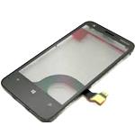 Genuine Nokia Lumia 620 Front Cover + Touchscreen - Nokia Part Code: 00808W4