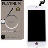 iPhone 6s Plus 5.5-inch (diagonal) LED-backlit Retina HD Platinum lcd display in White
