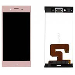 Genuine Sony G8341 G8342 Xperia XZ1 Lcd and touchpad in Pink - Part no:1309-6836