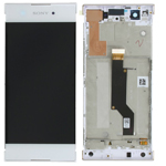 Genuine Sony Xperia XA1 (G3112, G3121) lcd and touchpad in White - P/N:78PA9100050