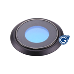 iPhone 8 Camera Lens Ring in Black - Replacement part (compatible)