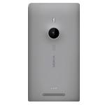 Genuine Nokia Lumia 925 Back Cover (Grey) -  Nokia Part no: 00811D0, 00810B6