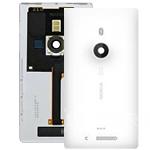 Genuine Nokia Lumia 925 Back Cover (White) - Nokia Part No: 00811C9