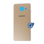 Samsung Galaxy A3 2016 SM-A310F Battery Cover in Gold
