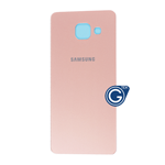 Samsung Galaxy A3 2016 SM-A310F Battery Cover in Pink