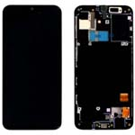 Genuine Samsung Galaxy A31 (SM-A315) Lcd and Touchpad in Black - Part no: GH82-22905A